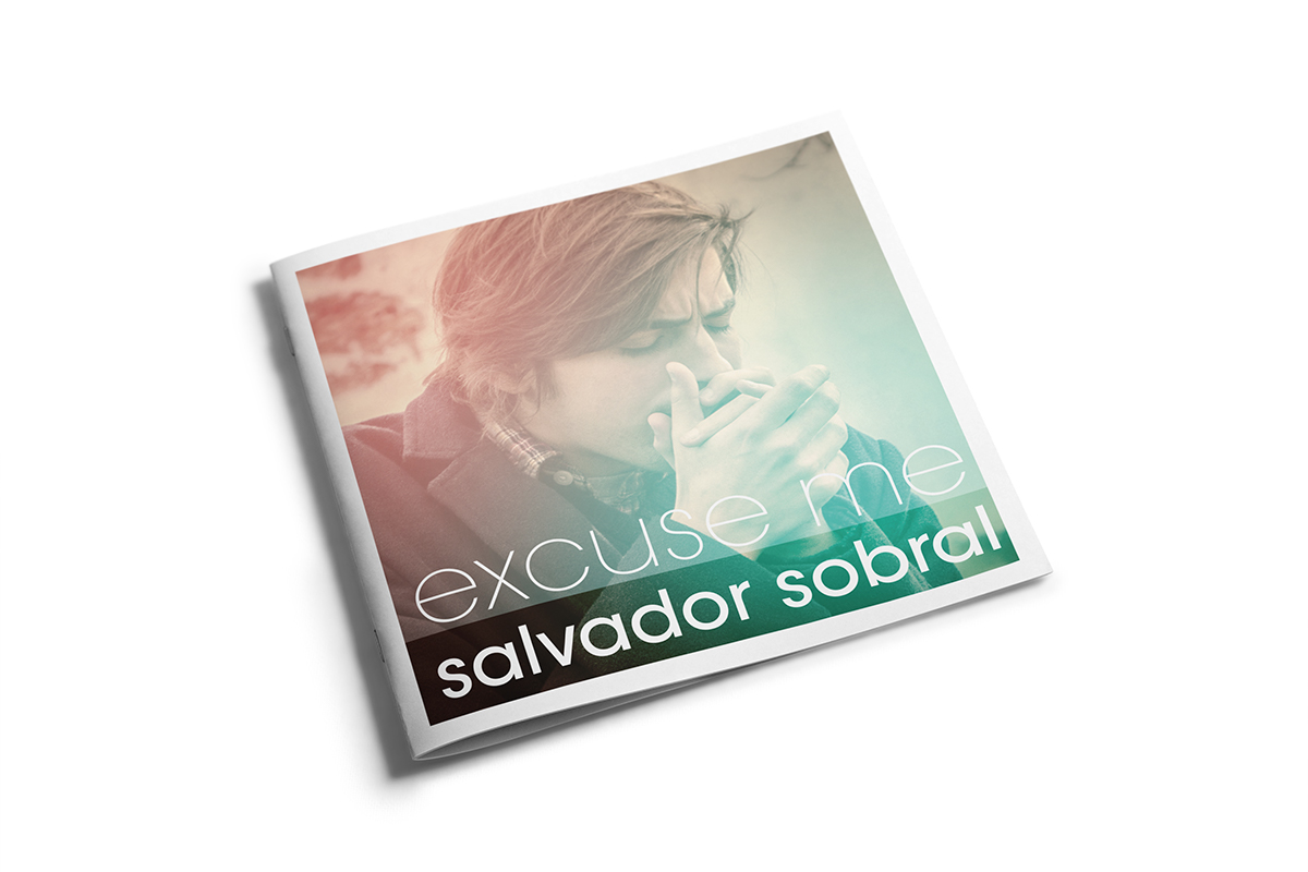 Excuse Me Booklet Visuals Salvador Sobral